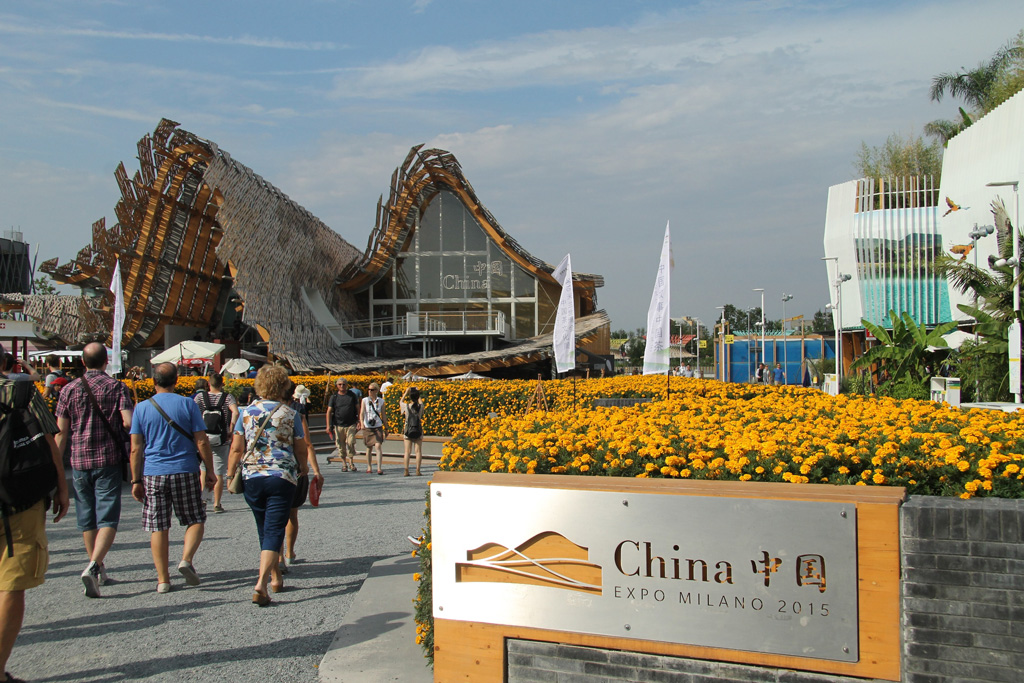 L' Exposition universelle Milano 2015