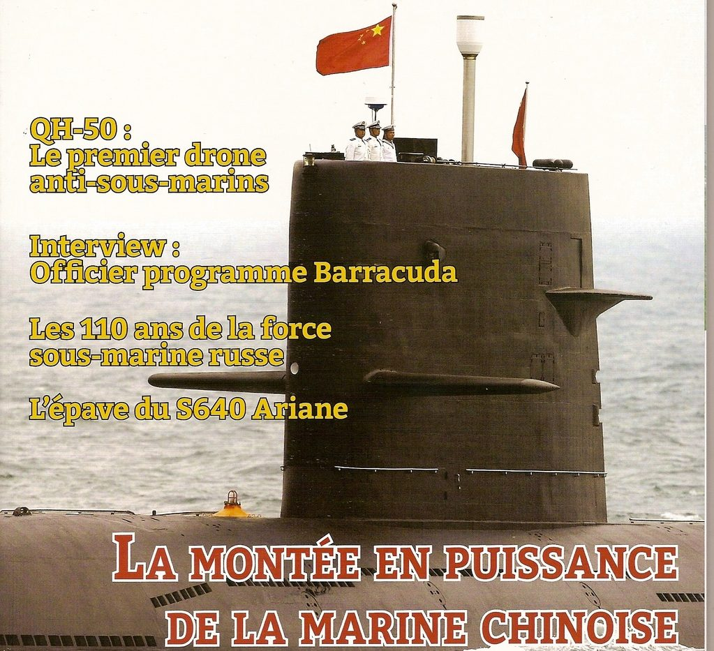 La People Liberation Army Navy, Marine chinoise, à l'heure actuelle